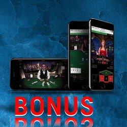 bonus disponibles sur jeux live